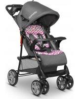 Wózek Lionelo spacerowy Emma Plus Pink Scandi, 56469