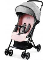Wózek KinderKraft spacerowy Lite Up pink, KKWLITUPNK0000