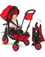 Wózek Smart Trike Składany rowerek dziecięcy/wózek 8w1 czerwony (STR7), STFT5502202