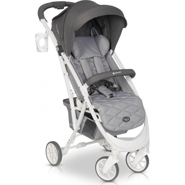 Wózek EURO-CART Wózek spacerowy Volt Pro Pearl, 3777