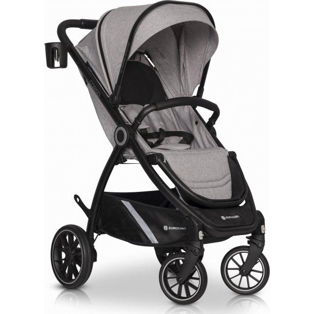 Wózek EURO-CART Wózek spacerowy CORSO Pearl, 3784