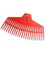 Profix Grabie plastikowe do liści 23-zęby nieoprawione 420mm - 12253