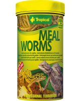 Tropical MEAL WORMS 250ml PUSZKA, 005122