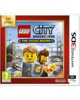 Gra Nintendo 3DS LEGO City Undercover: The Chase Begins, NI3S4300