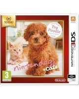 Gra Nintendo 3DS Nintendogs+Cats-Toy Poodle & new Friends, NI3S507