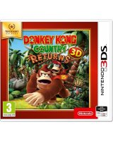 Gra Nintendo 3DS Donkey Kong Country Returns 3D, NI3S1372