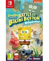 Gra NS SpongeBob Squarer Pants Battle for Bikini Bottom Rehydrated -9120080075888