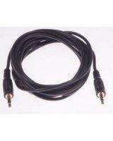 Kabel Libox Jack 3.5mm - Jack 3.5mm 3m czarny (LB0026)