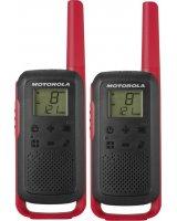 Krótkofalówka Motorola Radiotelefon TLKR T62 Czerwony, B6P00811RDRMAW
