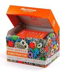 Marioinex Klocki Waffle mini 500 szt. Konstruktor w pudełku, 5906737902288