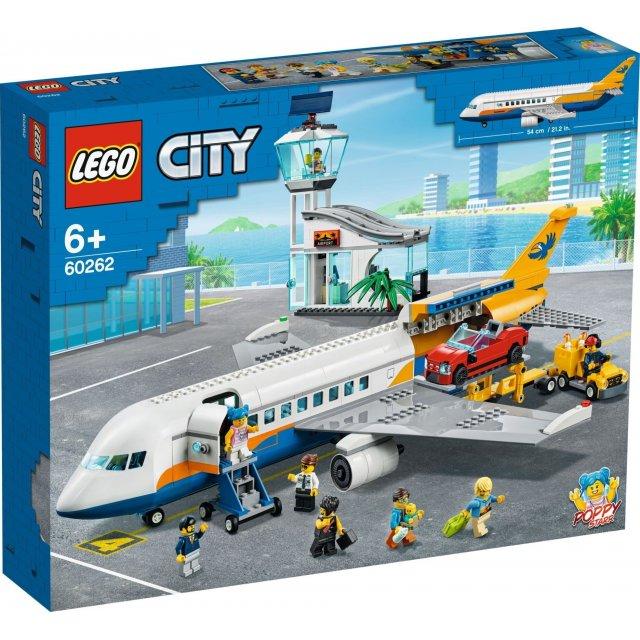 LEGO City Samolot pasażerski (60262)
