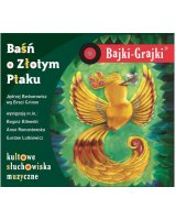 Bajki - Grajki. Baśń o Złotym Ptaku CD - 182892