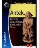 Antek, Grzechy dzieciństwa, Kamizelka Audiobook (46054)