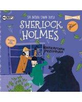 Sherlock Holmes T.4 Nakrapiana przepaska CD, 405354