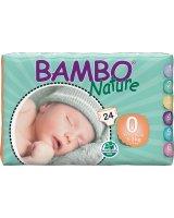 Bambo Pieluchy Premature 0 1-3 kg 24szt.