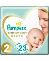 Pampers Pieluchy Premium Care Mini 2 23 szt.