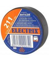 Anticor Taśma elektroizolacyjna PCW brązowa 19mm 20m, PE-2112004-0019020