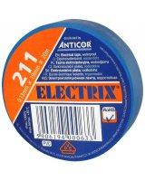 Anticor Taśma elektroizolacyjna PCW niebieska 19mm 20m, PE-2112003-0019020