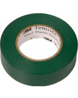 3M Taśma elektroizolacyjna Temflex 1300 19mm x 20m zielona (DE272962817)