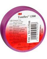 3M Taśma elektroizolacyjna Temflex 1500 fioletowa 15mm x 10m (DE272950986)