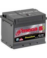 A-Mega Akumuliatorius A-MEGA Premium 65Ah 640A