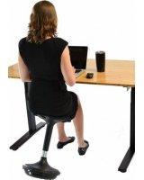 LogiLink LOGILINK - Ergonomiczny stołek z regulacją (EO0011) - C5231789