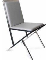 Affek Design SOREN Krzesło 46x54,5x86cm 2 kartony uniwersalny, 12573-uniw