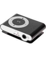 Quer Odtwarzacz MP3 czarny (KOM0547)