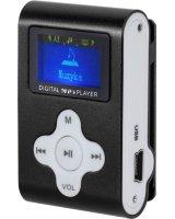 Quer Odtwarzacz MP3 czarny (KOM0742)
