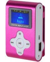 Quer Odtwarzacz MP3 różowy (KOM0744)