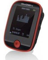 GoGEN Odtwarzacz MP3 4GB czerwony (MXM421GB4BTBR), GOGEN MXM421GB4BTBR