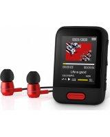 Sencor Odtwarzacz MP3 MP4 SFP 7716RD 16GB Bluetooth wyświetlacz 1,8 cala