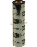 Zebra taśma woskowa 110mm x 74m (02300GS11007)
