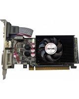 Karta graficzna AFOX AFOX Geforce GT610 1GB DDR3 64Bit DVI HDMI VGA LP Fan L5, AF610-1024D3L5