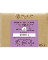 Barwa Hipoalergiczne Tradycyjne mydło z ekstraktem z lukrecji, 483425