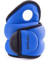 Spokey Obciążenia rzep Cross Form IV niebieskie 1.5kg, 920912
