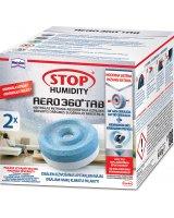 Osuszacz powietrza Henkel Wkład do osuszacza Stop Humidity AERO 360° 2 x 450g.