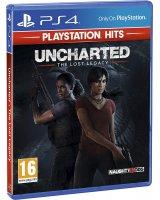 Uncharted: Zaginione Dziedzictwo HITS! PL (PS4), 9994008