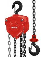 Yato Wyciągarka łańcuchowa 500kg 3m (YT-58950)