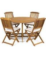 Fieldmann Poduszka na krzesła 4szt. FDZN 9022, 50001877