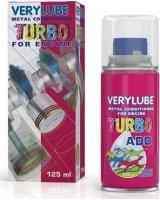 Olej silnikowy XADO Verylube TURBO metalo kondicionierius varikliams 125ml., XB 40060
