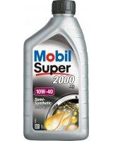Olej silnikowy Mobil MOBIL Super 2000x1 10W-40, 1l
