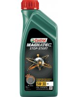 Olej silnikowy Castrol Castrol Magnatec Stop-Start 5W-30 A5 variklio alyva, 1L