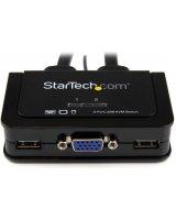Przełącznik StarTech USB + VGA (SV211USB)