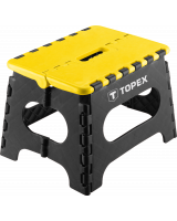 Topex Stołek składany udźwig 150 kg (79R319)