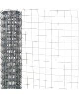 Nature Nature Siatka z drutu, kwadratowa, 1x2,5 m, 13 mm, galwanizowana stal, 419775