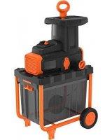 Black&Decker BLACK + DECKER electric silent shredder 2800W BEGAS5800-QS