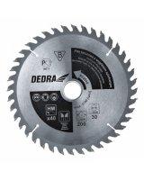 Dedra Piła tarczowa 130x20mm 24z. z węglikiem spiekanym - H13024
