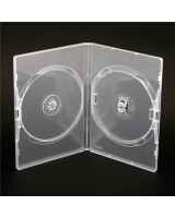 Amaray PUDEŁKO DVD 14MM CLEAR, 5907595418447