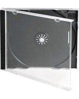Omega PUDEŁKO JEWEL CASE 1 CD OMEGA BLACK 56928, BCZ